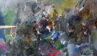 Wang Yigang 王易罡, 'Abstract Work Y32', 2012