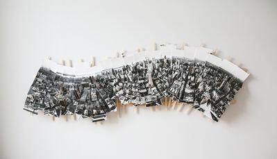 Isidro Blasco, 'New York Wave, BW', 2017