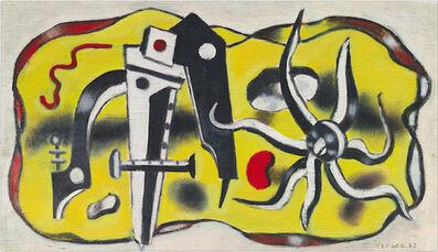 Fernand Léger, 'Composition au compas', 1932