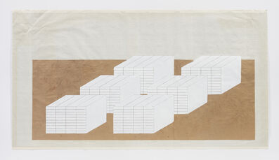 Rachel Whiteread, 'Books', 1997