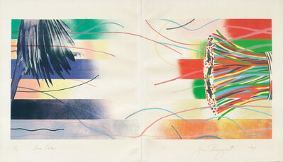 James Rosenquist, 'Area Code', 1969