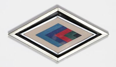 Kenneth Noland, 'Chevron', ca. 1965