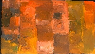 Kudditji Kngwarreye, 'My Country', ca. 2000