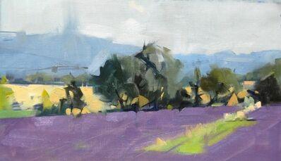 Maggie Siner, 'Lavender C', 2018
