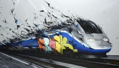 DRAN & BRUSK (Da Mental Vaporz), 'TGV', 2017