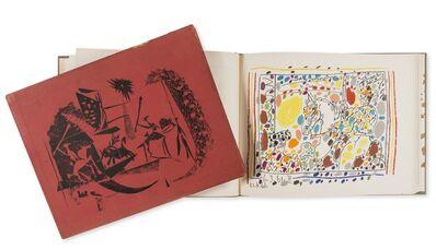 Pablo Picasso, 'A Los Toros (Mourlot 350)', 1961
