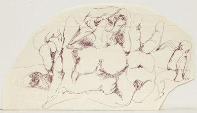 Alina Szapocznikow, 'Paysage humain (du cycle « Paysages humains ») ', 1972