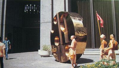 Tony Rosenthal, 'Kepaakala (Sun Disc)', 1970