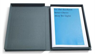 "Damien Hirst, 'DAMIEN HIRST'S MURDERME COLLECTION BOXSET ""IN THE DARKEST HOUR THERE WILL BE LIGHT""', 2006"