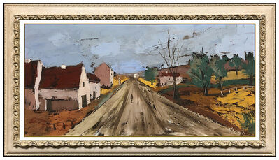 Charles Levier, 'Old Dirt Road', 20th Century
