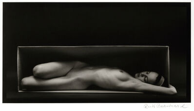 Ruth Bernhard, 'In The Box, Horizontal', 1962