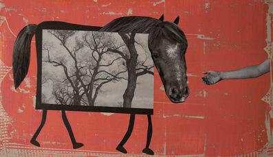 Holly Roberts, 'Wild Pony', 2018