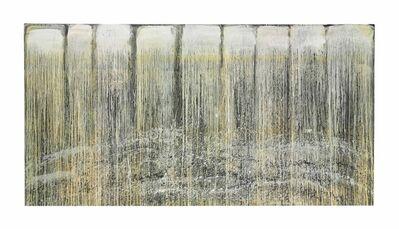 Pat Steir, 'Mountain Water Painting'