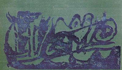 Pierre Alechinsky, 'Venise', 1960
