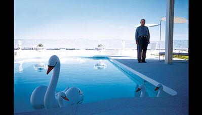 Robert Doisneau, 'Les Cygnes Gonflables, Palm Springs', 1960