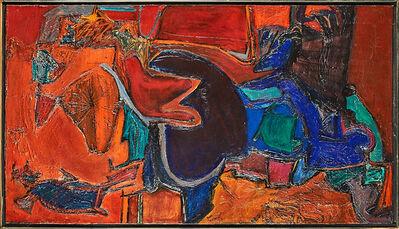 Joan Semmel, 'Martinete', 1967