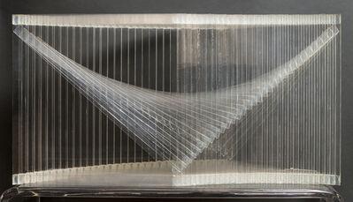 De Wain Valentine, 'Open Diamond Rotated Hyperbolic Parabola ', 1982