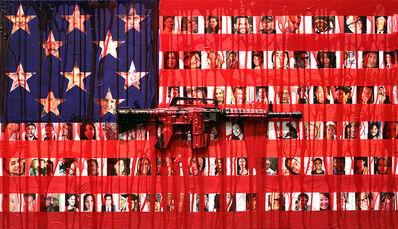 Jorg Dubin, 'America the Beautiful ', 2018
