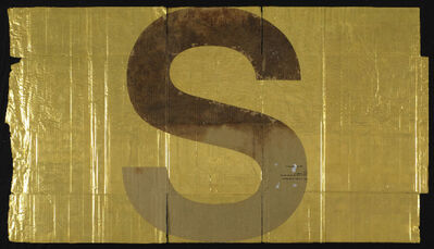 Danh Vō, 'Untitled (A-Z without J) - S', 2011