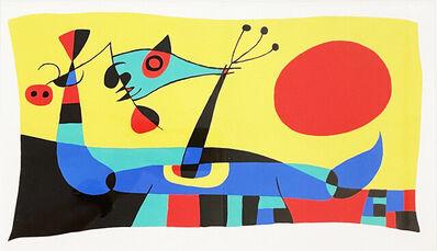Joan Miró, 'Joan Miro (Plate 2)', 1956