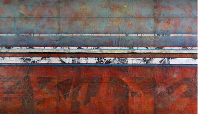 Jeff Juhlin, 'Stratum #21', 2016