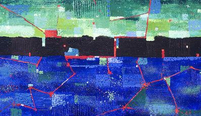 Carlos Pellicer, 'Noche en el agua', 2006