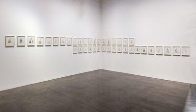 Shahpour Pouyan, 'Memory Drawings', 2015-2016