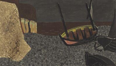 Georges Braque, 'Barques sur les galets', 1928