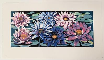 Lowell Nesbitt, 'Water Lillies', 1981