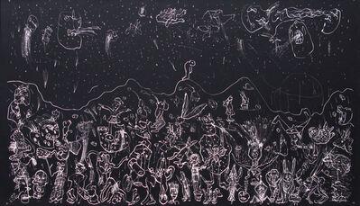Sergio Hernández, 'Noche', 2014