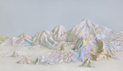Ji Zhou, 'The Map No. 6', 2015