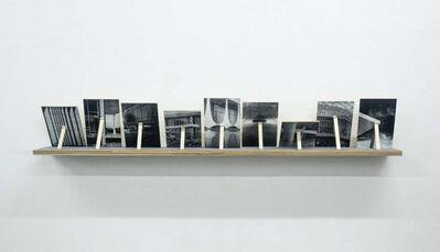 Andre Komatsu, 'FALHA ESTRUTURAL 2', 2014
