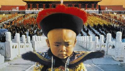 """'Film still from """"The Last Emperor""""', 1987"""