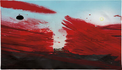 Barnaby Furnas, 'Study for Parting of the Red Sea #1', 2006