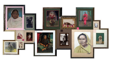 Nandan Ghiya, 'FEMALE INDROID', 2012