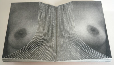 Golnar Adili, 'A Thousand Pages of Chest in A Thousand Pages of Mirror-Curved', 2010