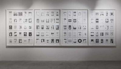 Andrea Mastrovito, 'In order of appareance', 2020