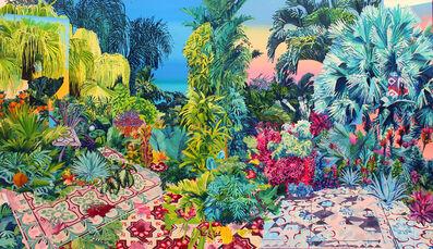 Alejandra Atares, 'Big Garden', 2016