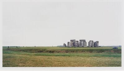 Sze Tsung Nicolás Leong, 'Stonehenge', c. 2002