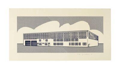 Roy Lichtenstein, 'Real Estate', 1969