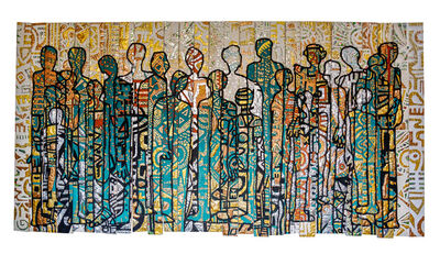 Gerald Chukwuma, 'Standing Ovation', 2018