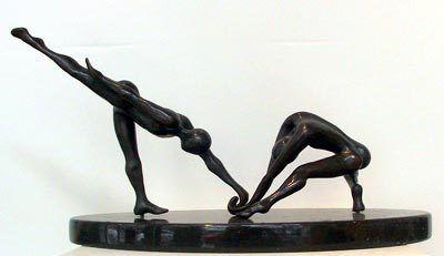 Carol Newmyer, 'Duality'
