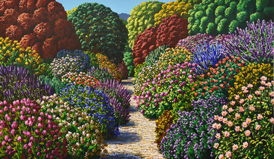 Karl Maughan, 'Garden Road', 2018