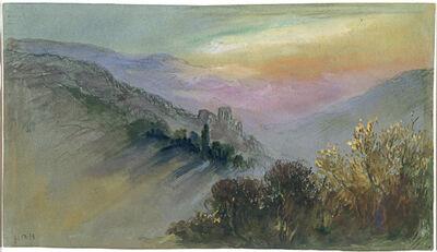 Hercules Brabazon Brabazon, 'Mountain Landscape'