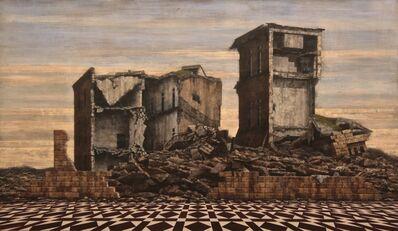 Gorka García, 'Capriccio de guerra', 2017