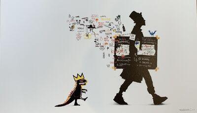 Kenny Random, 'The Collector (Basquiat) ', 2019