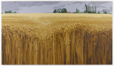 Matthew Benedict, 'Wheatfield Near Giverny', 2011