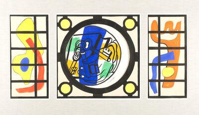Fernand Léger, 'La Remise des Clefs', 1953