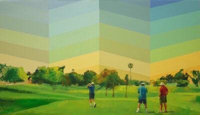 Tom Birkner, 'Golf', 2018