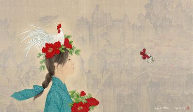 Jung-Ran Kim, 'Stroll on Utopia', 2019